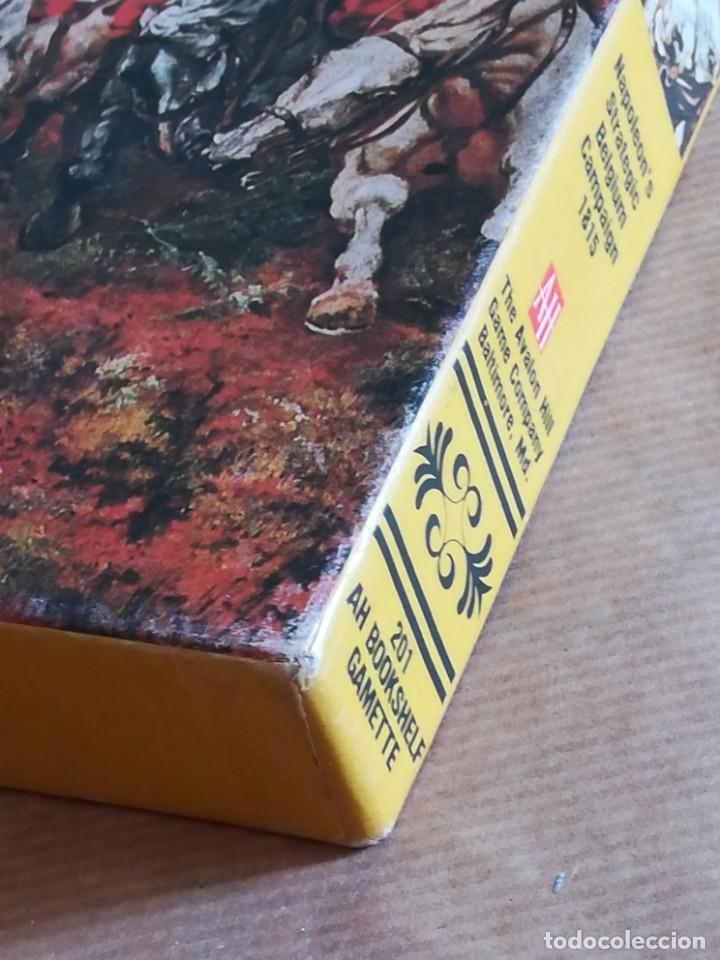 Juegos Antiguos: Hundred Days Battle by Avalon Hill Napoleonic Board War Game - Foto 14 - 133032850