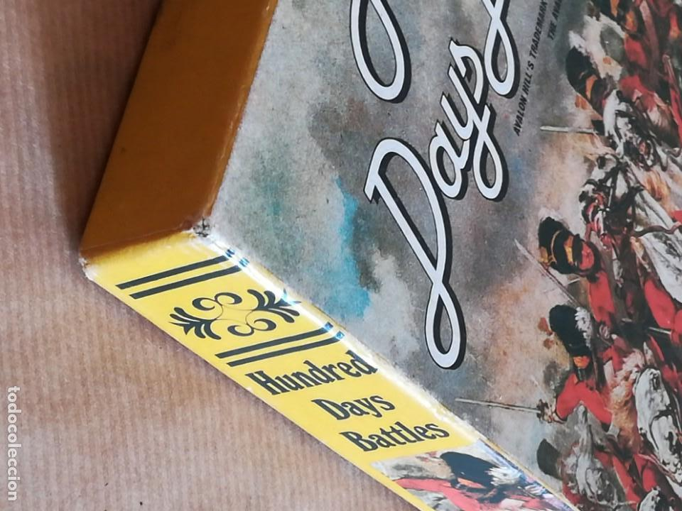 Juegos Antiguos: Hundred Days Battle by Avalon Hill Napoleonic Board War Game - Foto 15 - 133032850