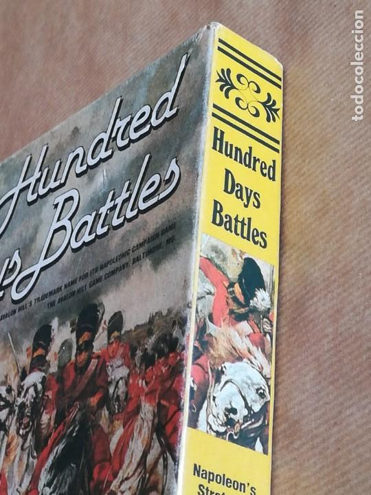 Juegos Antiguos: Hundred Days Battle by Avalon Hill Napoleonic Board War Game - Foto 17 - 133032850