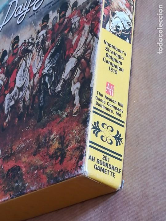 Juegos Antiguos: Hundred Days Battle by Avalon Hill Napoleonic Board War Game - Foto 18 - 133032850