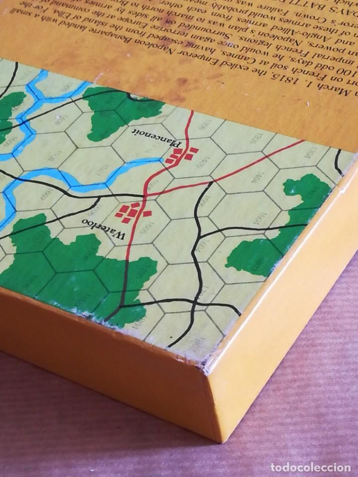 Juegos Antiguos: Hundred Days Battle by Avalon Hill Napoleonic Board War Game - Foto 22 - 133032850