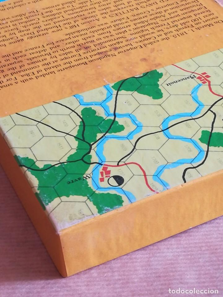 Juegos Antiguos: Hundred Days Battle by Avalon Hill Napoleonic Board War Game - Foto 23 - 133032850