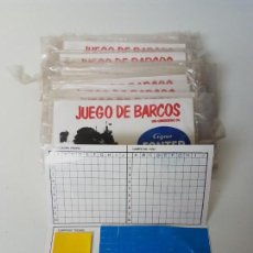 Juegos Antiguos: JUEGO DE BARCOS FONTER ( PRECINTADOS ). Lote 133081874