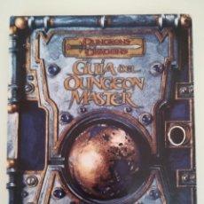 Juegos Antiguos: LIBRO DE ROL DUNGEONS & DRAGONS - GUÍA DEL DUNGEON MASTER (LIBRO DE REGLAS BÁSICO II V.3.5). Lote 133498982