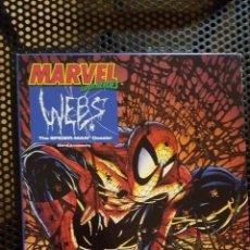 Alte Spiele - Juego de Rol - Juego de mesa de Spiderman - WEBS THE SPIDERMAN DOSSIER (TSR) - 133849918