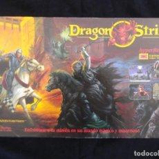 Juegos Antiguos: JUEGO DE MESA DRAGON STRIKE (1994) BORRAS EDICION COLECCIONISTA DUNGEONS DUNGEON ZAGORE WARHAMMER. Lote 134009998