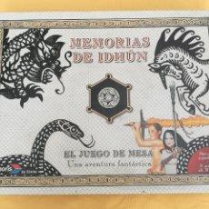 Juegos Antiguos: MEMORIAS DE IDHÚN. EL JUEGO DE MESA.. Lote 134556837