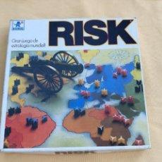 Juegos Antiguos: RISK. Lote 134762415