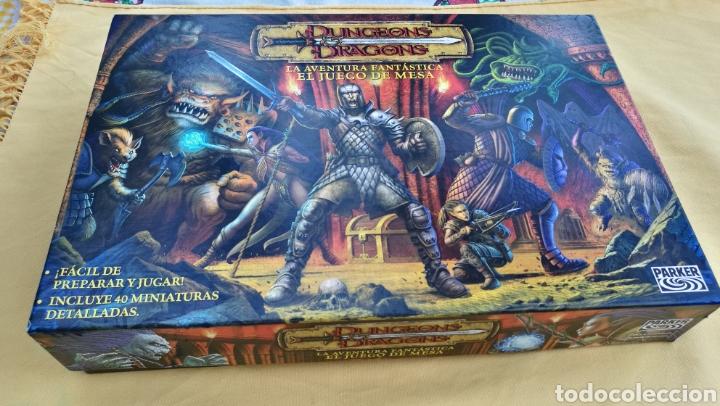 DUNGEONS & DRAGONS, SIN DESTROQUELAR (Juguetes - Rol y Estrategia - Juegos de Rol)