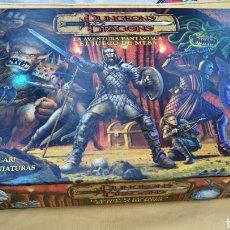 Juegos Antiguos: DUNGEONS & DRAGONS, SIN DESTROQUELAR. Lote 134762797