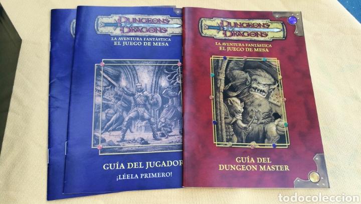 Juegos Antiguos: Dungeons & Dragons, Sin destroquelar - Foto 6 - 134762797
