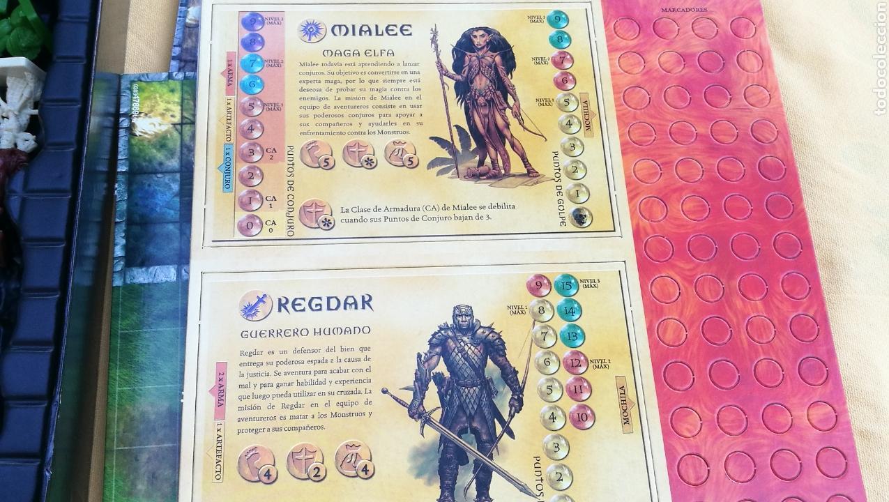 Juegos Antiguos: Dungeons & Dragons, Sin destroquelar - Foto 8 - 134762797