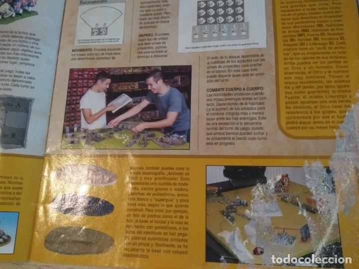 Juegos Antiguos: ROL. EL UNIVERSO DE LOS JUEGOS GAMES WORKSHOP. REVISTA CATALOGO, - Foto 3 - 135002338