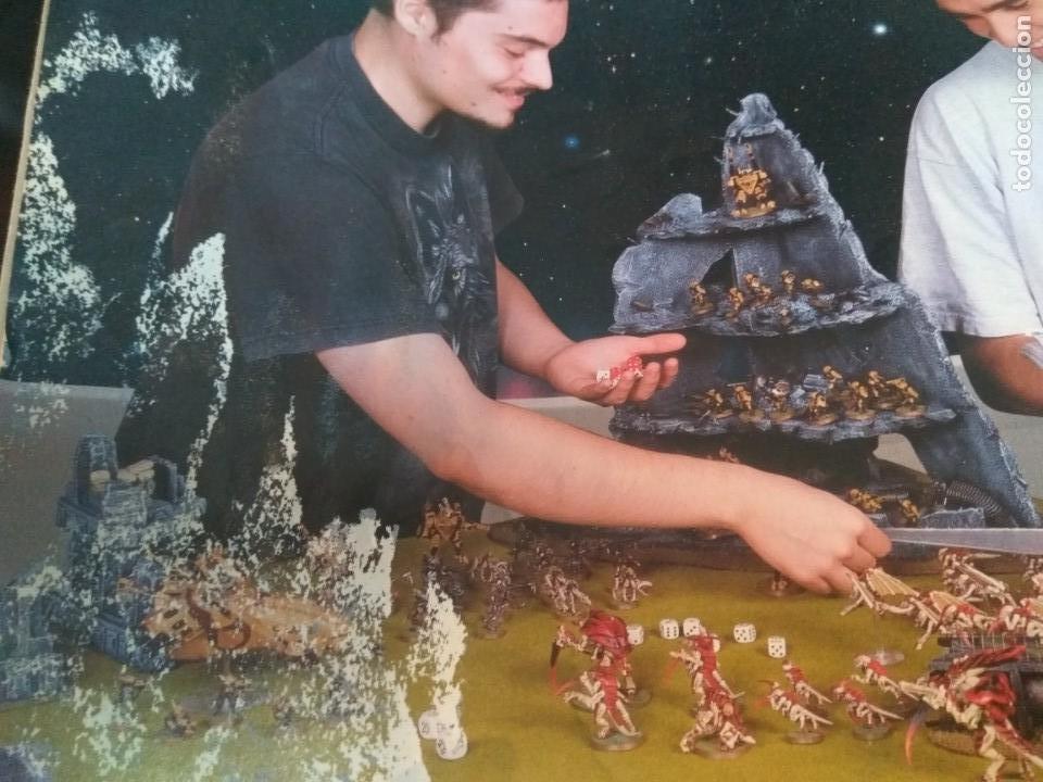 Juegos Antiguos: ROL. EL UNIVERSO DE LOS JUEGOS GAMES WORKSHOP. REVISTA CATALOGO, - Foto 4 - 135002338