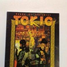 Juegos Antiguos: TOKIO , NUEVO , SUPLEMENTO DE ROL PARA MUNDO DE TINIEBLAS DE LA FACTORIA DE IDEAS. Lote 242252180