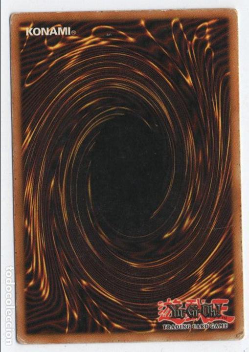 Juegos Antiguos: CARTA YU GI OH. YU-GI-OH! DRAGÓN BLANCO DE OJOS AZULES. 1ª EDICIÓN. SERIE BIK - S001. BUEN ESTADO - Foto 2 - 135291710
