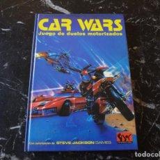 Juegos Antiguos: CAR WARS JUEGO DE DUELOS MOTORIZADO (JOC INTERNACIONAL 901) - TAPA DURA. Lote 135360398