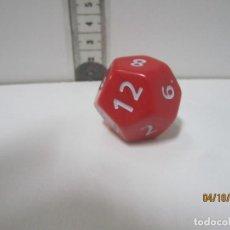 Juegos Antiguos: DADO JUEGO ROL UNIDAD . Lote 135447930
