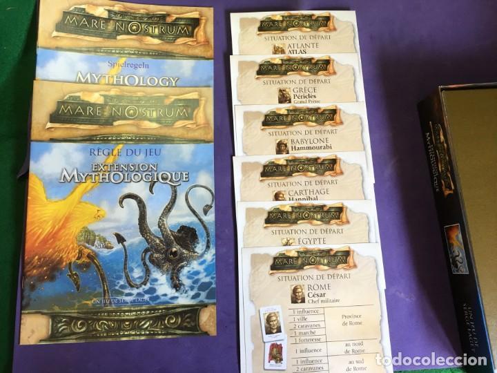 Juegos Antiguos: JUEGO DE ESTRATEGIA MARE NOSTRUM EXTENSION MITHOLOGIQUE - Foto 2 - 135843266