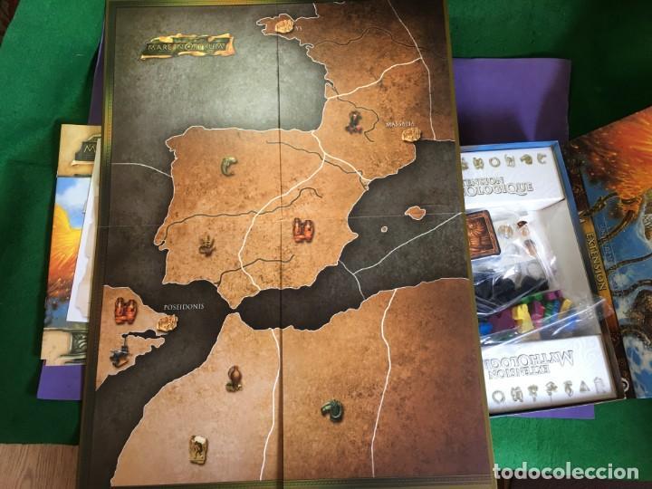 Juegos Antiguos: JUEGO DE ESTRATEGIA MARE NOSTRUM EXTENSION MITHOLOGIQUE - Foto 3 - 135843266