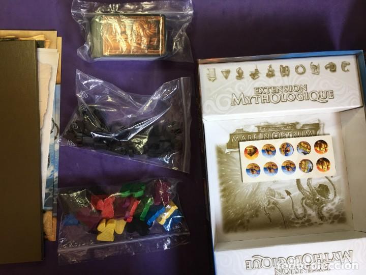 Juegos Antiguos: JUEGO DE ESTRATEGIA MARE NOSTRUM EXTENSION MITHOLOGIQUE - Foto 4 - 135843266