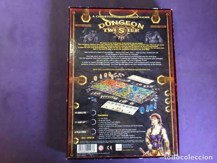 Juegos Antiguos: JUEGO DE ROL DUNGEON TWISTER - Foto 2 - 135843802