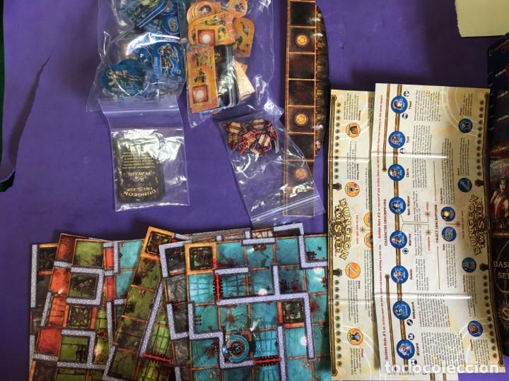 Juegos Antiguos: JUEGO DE ROL DUNGEON TWISTER - Foto 4 - 135843802