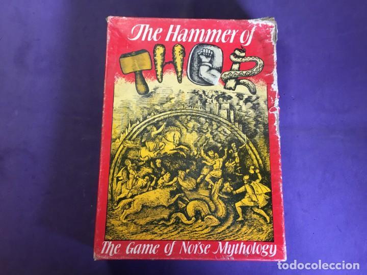 JUEGO DE ROL THE HAMMER OF THOR - EL MARTILLO DE THOR DE GAMESHOP (Juguetes - Rol y Estrategia - Juegos de Rol)