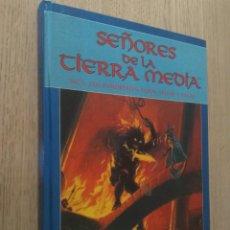 Juegos Antiguos: SEÑORES DE LA TIERRA MEDIA. VOL. I. LOS INMORTALES: ELFOS, MAIAR Y VALAR. JOC.1992. . Lote 136024434