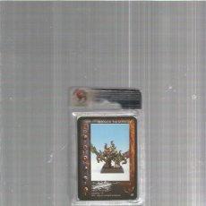 Juegos Antiguos: CONFRONTATION ARAQSALIL SIMIL WARHAMMER. Lote 136181658