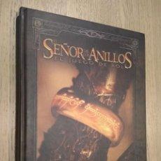 Juegos Antiguos: EL SEÑOR DE LOS ANILLOS. LIBRO BÁSICO. LA FACTORIA DE IDEAS. 2002. PRIMERA EDICIÓN. Lote 136547818