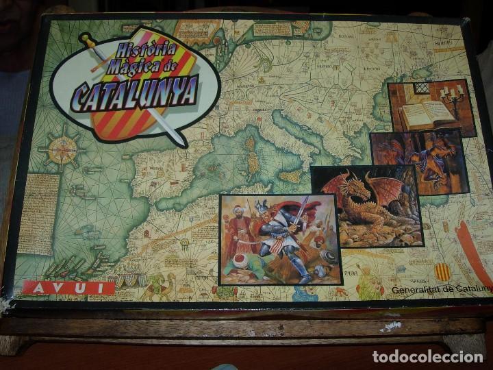 HISTORIA MAGICA DE CATALUNYA (Juguetes - Rol y Estrategia - Otros)