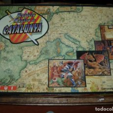 Juegos Antiguos: HISTORIA MAGICA DE CATALUNYA . Lote 136744362