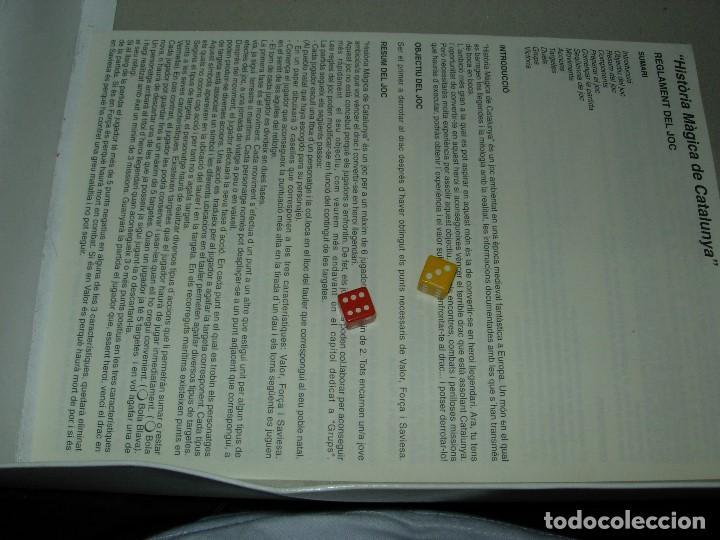 Juegos Antiguos: HISTORIA MAGICA DE CATALUNYA - Foto 2 - 136744362