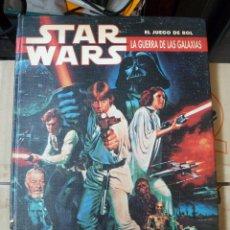 Juegos Antiguos: STAR WARS EL JUEGO DE ROL LA GUERRA DE LAS GALAXIAS JOC INTERNACIONAL. Lote 140419757