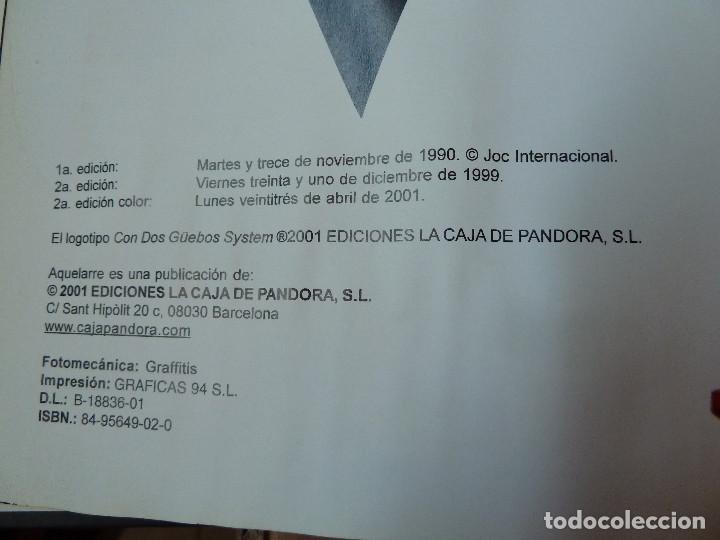 Juegos Antiguos: AQUELARRE LA TENTACION POR RICARD IBAÑEZ LA CAJA DE PANDORA - Foto 8 - 137329962