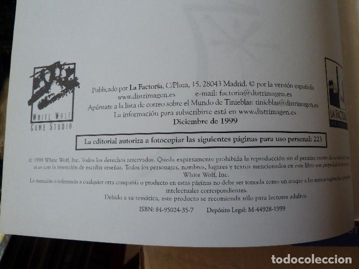 Juegos Antiguos: ESTIRPE DE ORIENTE LA FACTORIA - Foto 5 - 137334538