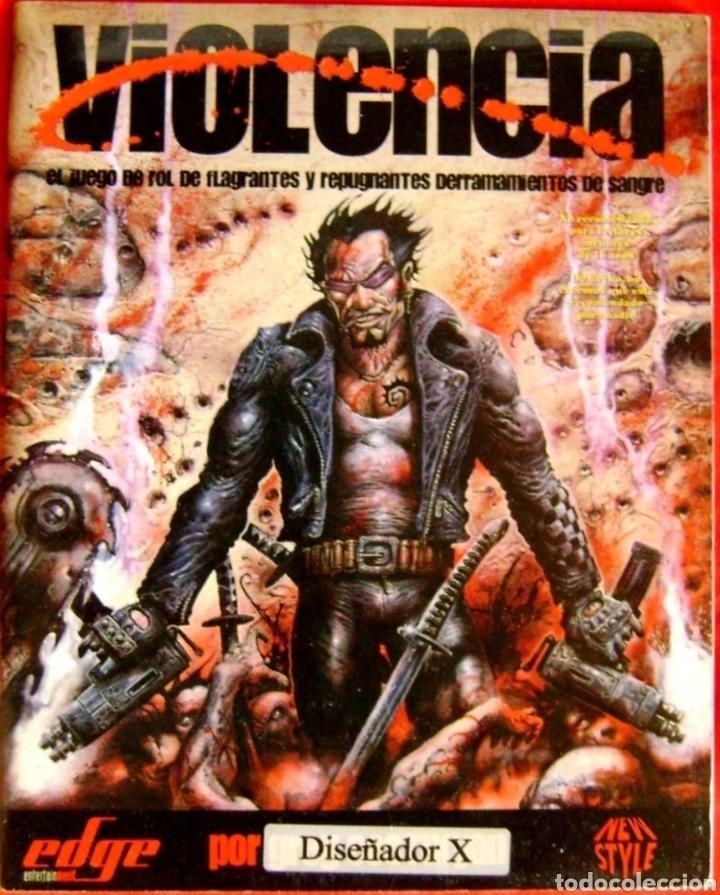 ROL VIOLENCIA (Juguetes - Rol y Estrategia - Juegos de Rol)
