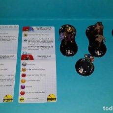 Juegos Antiguos: HEROCLIX WATCHMEN. DC. ALAN MOORE. Lote 139177006