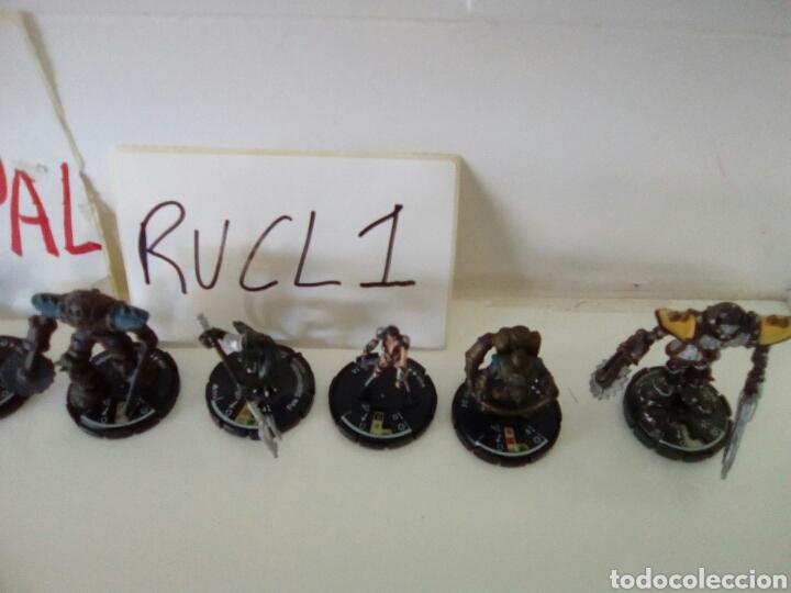 Juegos Antiguos: Lote 10 figuras mage knight heroclix - Foto 3 - 139506620