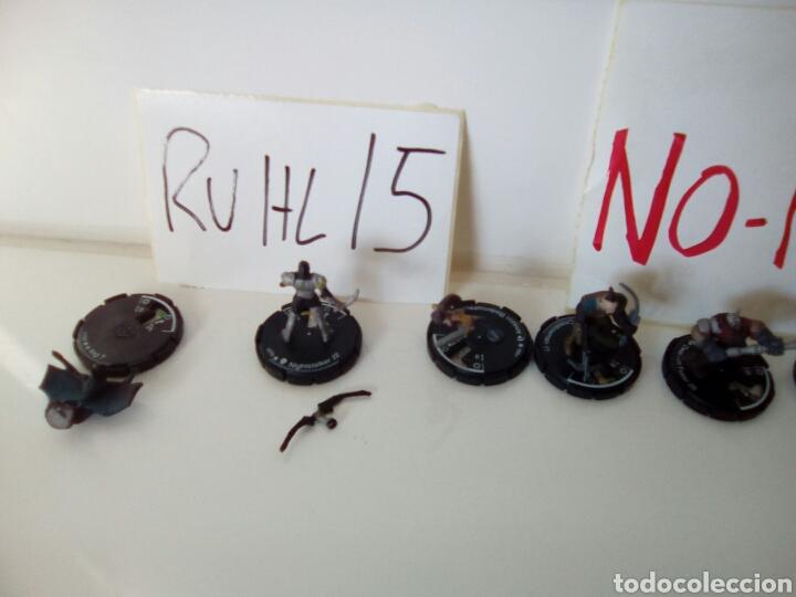 Juegos Antiguos: Lote 9 muñeco heroclix mage knight ver fotos alguno necesita reparación - Foto 2 - 139511098