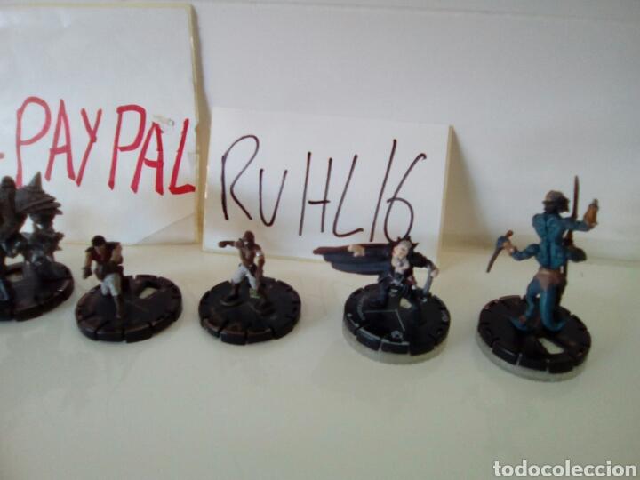 Juegos Antiguos: Lote 6 heroclix especiales mage knight heroclix - Foto 3 - 139511354