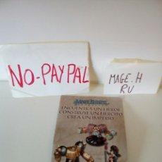 Juegos Antiguos: REGLAS HEROCLIX WIZKIDS MAGE KNIGHT. Lote 139514153