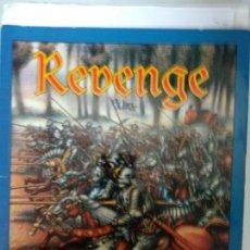 Juegos Antiguos: EMPORORS PRESS REVENGE - WARGAMES RULES REGLAS. Lote 139537534
