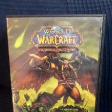 Juegos Antiguos: WORLD OF WARCRAFT TRADING CARD GAME LA MARCHA DE LA LEGIÓN. Lote 139626490