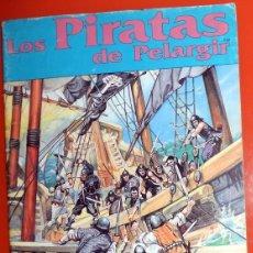 Juegos Antiguos: EL SEÑOR DE LOS ANILLOS. LOS PIRATAS DE PELARGIR. JOC INTERNACIONAL . LIBRO JUEGO DE ROL. Lote 139829054