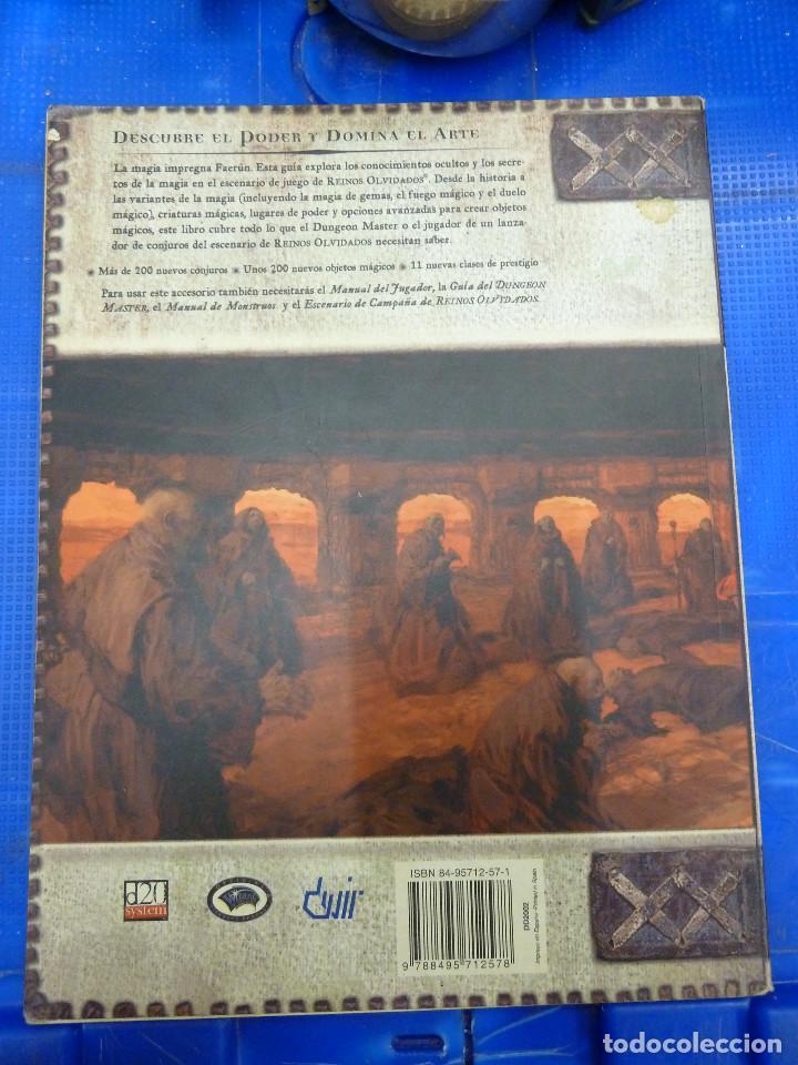 Juegos Antiguos: MAGIA DE FAERUN - REINOS OLVIDADOS - DEVIR - Foto 3 - 140614946