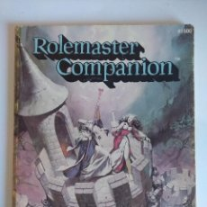 Juegos Antiguos: ROLEMASTER COMPANION/IRON CROWN ENTERPRISSES EN INGLES.. Lote 141204622