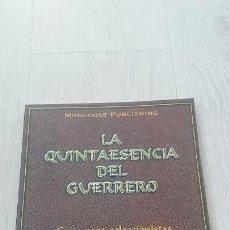 Juegos Antiguos: DEVIR - DUNGEONS & AND DRAGONS 3 - MONGOOSE PUBLISHING - LA QUINTAESENCIA DEL GUERRERO. Lote 141789166