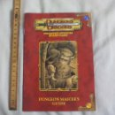 Juegos Antiguos: DUNGEON MASTER'S GUIDE DUNGEONS DRAGONS. THEFANTASY ADVENTURE. BOARD GAME . 2003 HASBRO PARKER. Lote 142106618